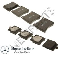 For Mercedes W203 C230 C240 C280 C320 C Class Front & Rear Brake Pad Set Genuine