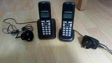 Goodmans Twin Cordless Phone Set