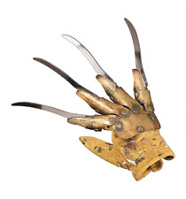 Rubie's Official Freddy Krueger Deluxe Edition Replica Glove - Nightmare on Elm