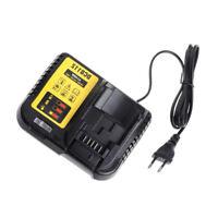 1X(Chargeur De Batterie Li-Ion Dcb112 Pour Dewalt 10.8V 12V 14.4V 18V Dcb101 f5