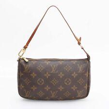 Auth Louis Vuitton Pochette Accessoire Monogram Pouch  M51980 10110930