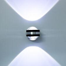 6W LED Wandlampe Wandleuchte Effektlicht Deckenlampe kristall Modern Wandlampe