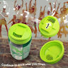 4Pcs Plastic Leakproof Cup Caps Sealing Lid Soda Beverage Top-pop Can Cover HEA