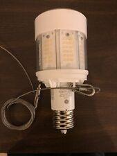 GE 50 Watt LED EX39 base, 4000k 7,500 lumens Type B corn cob bulb. NO BOX.