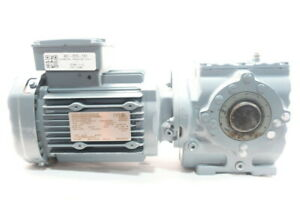 Sew Eurodrive SA47/T DRE80M4 Gearmotor 144rpm 3ph 0.75kw 277/480v-ac
