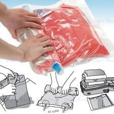 Travel Zip Lock Bag,Vacuum Seal,Roll Up,Compression Space Saving Holiday Luggage