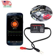 12V Car Battery Monitor Tester Bluetooth 4.0 Battery Analyzer BM2 US