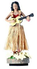 Dancing Hawaiian Hula Girl Car Dashboard Air Freshener Pina Colada Scent Bahama