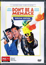 DONT DON'T BE A MENACE ETC DVD =SPECIAL EDITION=REGION 0 AUST.= BRAND NEW/SEALED