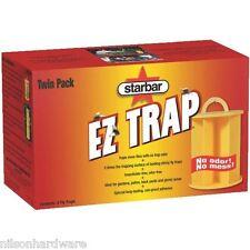 "Starbar 5"" W X 10"" H Ez Trap Barn Horse Stable Fly Trap 2/Pk 3004323"