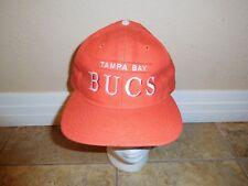 Vintage 90s TAMPA BAY BUCCANEERS NFL Starter  HAT NWO/TAGS