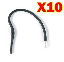 IISXL10 NEW ALIPH JAWBONE 2 3 PRIME III LARGE SLIM EAR HOOK LOOP HOOKS LOOPS X10