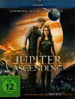Jupiter Ascending (Mila Kunis/Channing Tatum) Blu-Ray -Top Zustand-