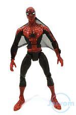 """Marvel Legends 6"""" Inch Toybiz Sentinel BAF Wave Spider-Man Loose Complete"""