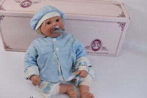 Lee Middleton Original Dolls Sweet Baby Boy Model 221 #071294 Ltd #1597/3000