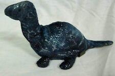 "Russ Plato The Brontosaurus Dinosaur Bean Bag 7"" Plush Stuffed Animal Toy"