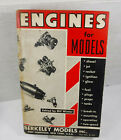 Vintage 1955 Engines for Models Edited by Bill Winter Berkeley RC Book