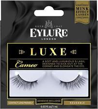 NEW EYLURE LUXE MINK EFFECT FALSE EYELASHES  CAMEO
