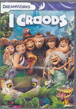 Dvd DreamWorks **I CROODS** nuovo 2013