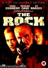 THE ROCK - SEAN CONNERY - NICOLAS CAGE - 2 DISC SPECIAL EDITION NEW DVD