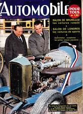L'AUTOMOBILE N°178 NECKAR WEINSBERG - CHEVROLET CORVAIR - HANS STUCK -