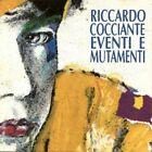 COCCIANTE RICCARDO - EVENTI E MUTAMENTI - CD NUOVO