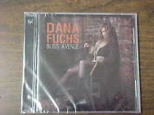Dana Fuchs Bliss Avenue Brand New & Sealed CD