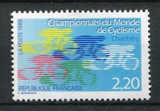 STAMP / TIMBRE FRANCE NEUF** N° 2590 SPORT CYCLISME