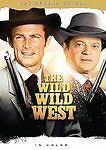 The Wild Wild West - The Second Season (DVD, 2007, Multi-Disc Set/ Checkpoint)