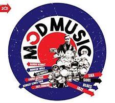 Mod SKA Soul Blues & Jazz Various Artists 4050538212556