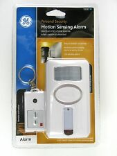 GE - Personal Security - Motion Sensing Alarm With Remote Control - 51207 - New
