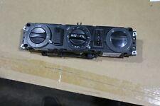 ORIGINAL Mercedes Benz VITO W638 Klimaregelung Panel A0004462428 KZ DE ✓