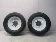 Set of 2 Super Grip Rim Guaed Tire 165-13Gse 10Ply