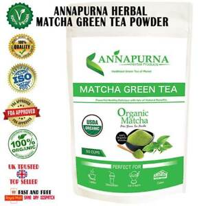 Ceremonial Matcha green tea powder High Quality herbal grade organic certified