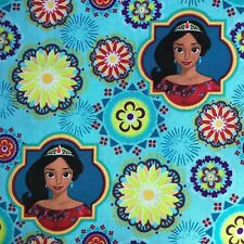 Fabric Elena of Avalor Ready to Rule 100% Cotton Quilting Fabric