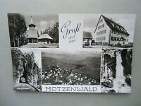 Ansichtskarte Hotzenwald Albert-Schweizer-Haus 1969