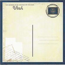 Scrapbook Customs - Utah Postcard Scrapbooking Paper 36212