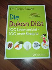 Die Dukan Diät 100 Lebensmittel und 100 neue Rezepte, Kochbuch, Mängelexemplar