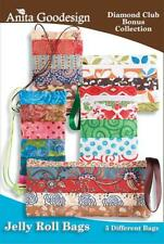 Jelly Roll Bags Anita Goodesign Embroidery Machine Design Cd