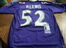 NICE Authentic Autographed Ravens Ray Lewis Jersey NFL Onfield JSA COA  Reebok e6cdfd42b