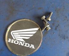 1993 CBR 900 RR OEM peg bracket rear set mount BOLTS 900RR honda 93 94