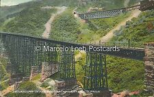 BRAZIL RAILWAYS VIADUCTOS DA GRUTA FUNDA LINHA S. PAULO 20 ROTHSCHILD & CO