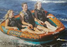New! Ho Sports Exo 3 Person Towable