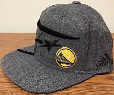 Golden State Warriors Adidas 2016 NBA Finals Locker Room Snapback Hat Cap