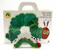 The Very Hungry Caterpillar: Giant Board Book by Eric Carle (Hardback, 2003)