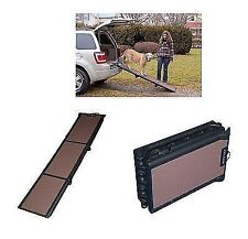 Pet Gear Travel Lite Tri-fold Dog Ramp 71 X 16 X 4 Cm