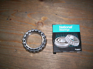 Chevrolet Hinterachse Differential Lager rear end bearing National Bearing 387A