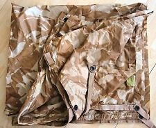 GB Army Basha Desert DPM Tarp Shelter Sheet GS OCP PCU ECWCS Zeltplane Biwakzelt