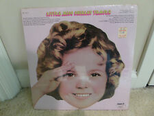 SEALED Little Miss Shirley Temple LP Pickwick SPC-3177  EX
