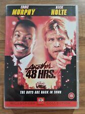 ANOTHER 48hrs DVD Film Movie Cert 18